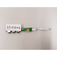 Audio jack board για HP Pavilion DV6, dv6-1220ev