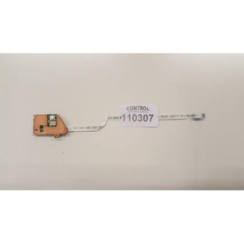 Power Button Board & Cable για Toshiba Satellite L50