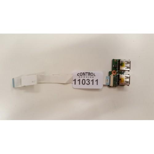 USB Board για HP Compaq Presario CQ61