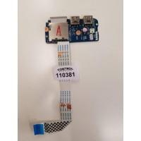 USB & Card Reader with Cable για Lenovo IdeaPad U510