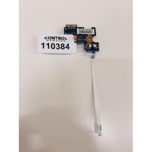 USB Board για Toshiba Satellite C850-1cc