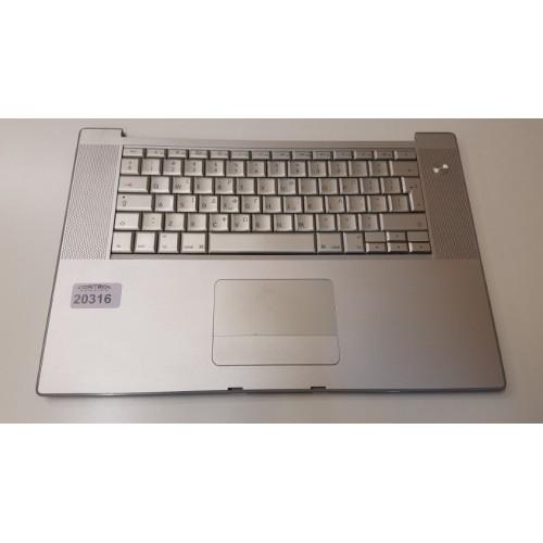 Πλαστικό πάνω με πληκτρολόγιο για Apple MacBook Pro 15